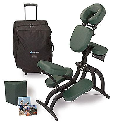 Earthlite Avila ll Massage Chair Pkg