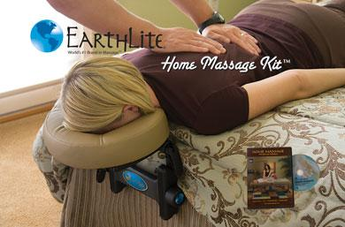 EarthLite Home Massage Kit